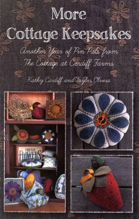 More Cottage Keepsakes - Softcover