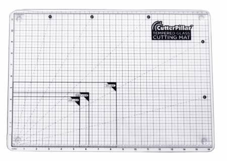 CutterPillar Tempered Glass Mat