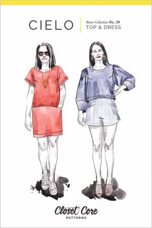 Cielo Top & Dress Pattern