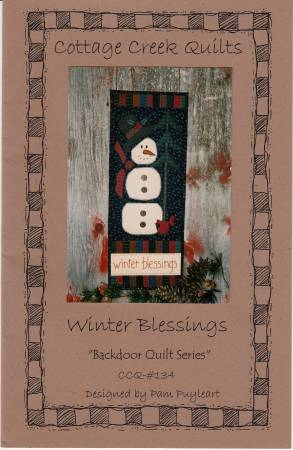 Winter Blessings Pattern