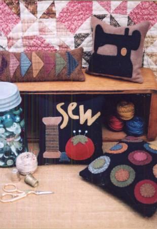 Wool Pincushions I