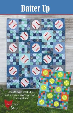 Batter Up By Cluck Cluck Sew