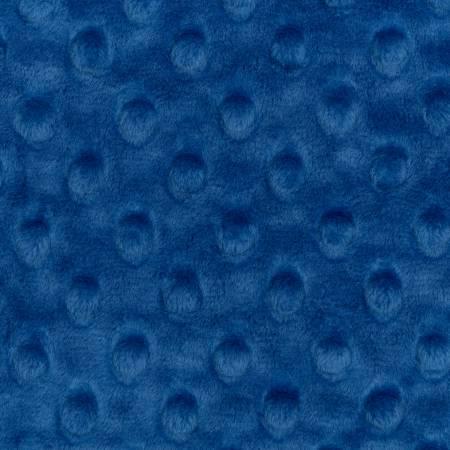 Electric Blue Cuddle Dimple Dot