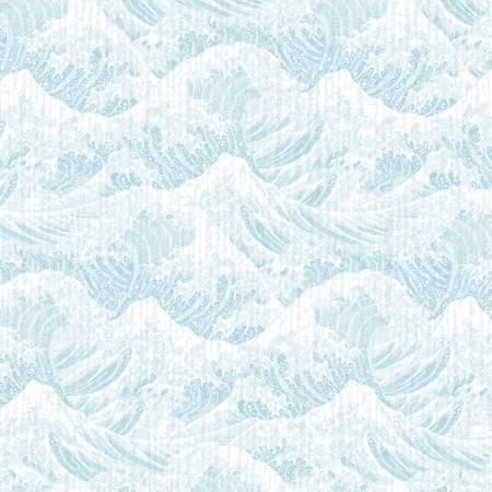 Powder Wave Digitally Printed