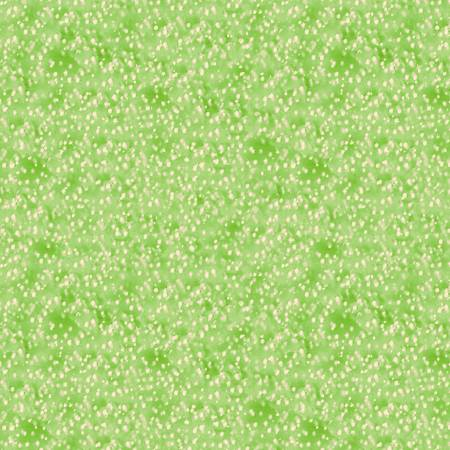 Painted Paradise Grass Painted Little Dots CD8724 Green