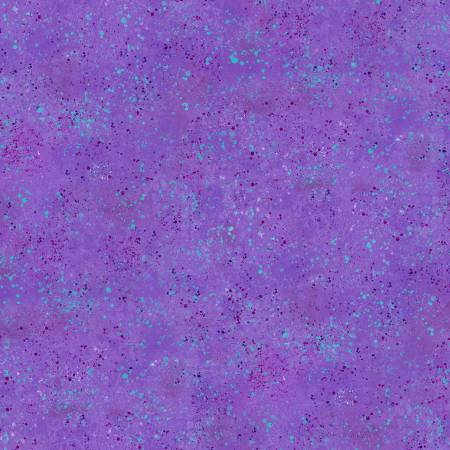Quilter'S Trek Stamped Texture - Grape