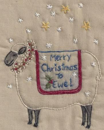 Christmas Keepsakes Sheep