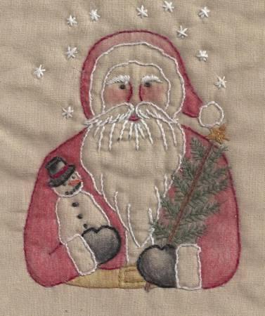 Christmas Keepsakes Santa