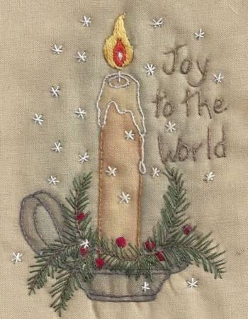 Kit HE Chickadee Hollow Joy to World Tea Dye