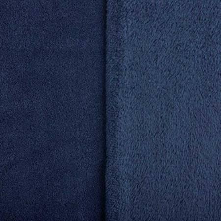 Shannon Fabrics - Cuddle Fleece Double Sided - Navy