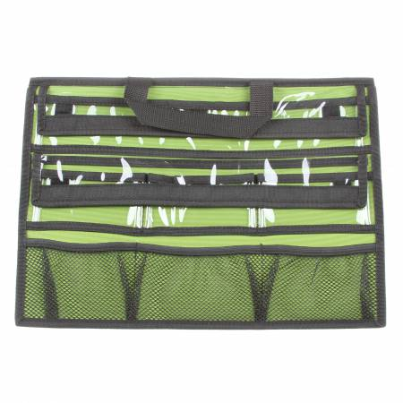 CF07L Tool and Embellishment Holder Lime Green