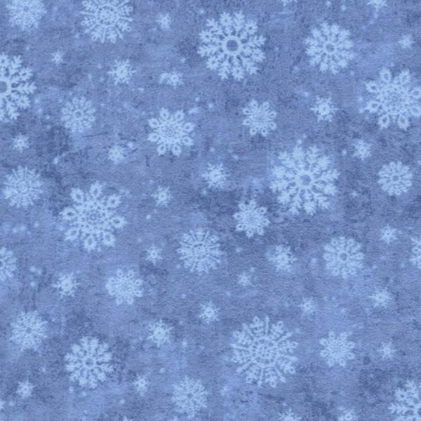 tt cf4929 Sky Snowflakes Flannel