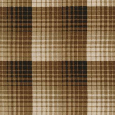 Tailor Plaid Flannel cf6331 Caramel