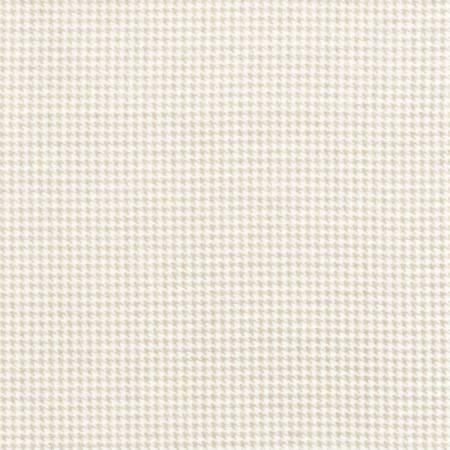 Houndstooth Flannel Cream