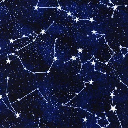 Glow in the Dark Midnight Constellation