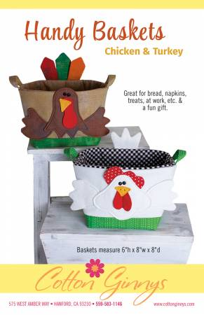 Handy Baskets Chicken And Turkey