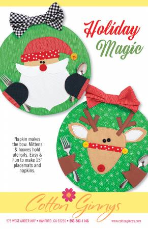 Holiday Magic Placemats & Napkins