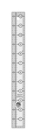Creative Grids Quilt Ruler 1-1/2in x 12-1/2in CGR15125