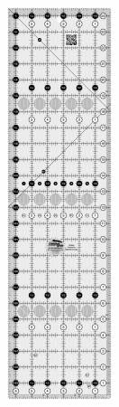Creative Grids Quilt Ruler 6-1/2in x 24-1/2in