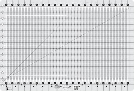 Creative Grids Stripology Quilt Ruler - CGRGE1