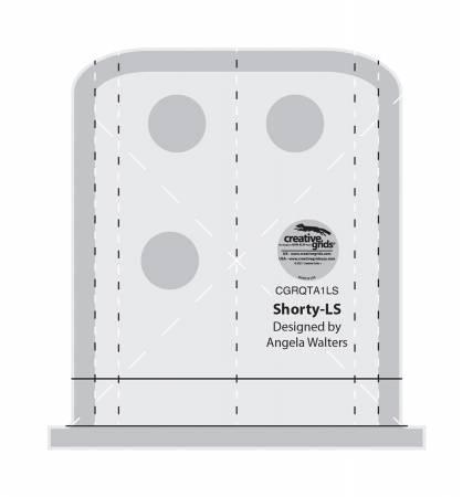 Creative Grids - CGRQTA1LS Low Shank Machine Quilting Tool