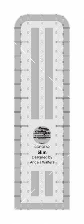 Creative Grids Quilting Ruler Slim