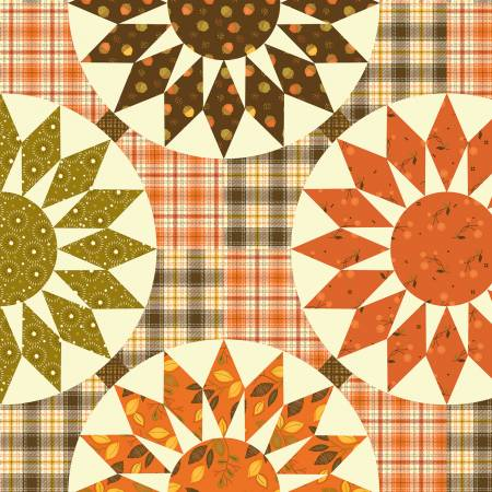 Adel In Autumn CH10830-MULT Autumn Cheater Print