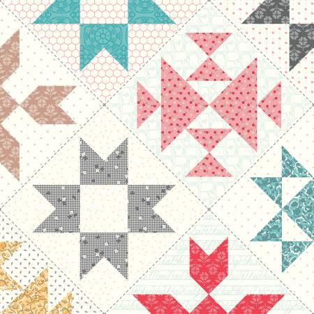 Stitch Cheater Print Multi