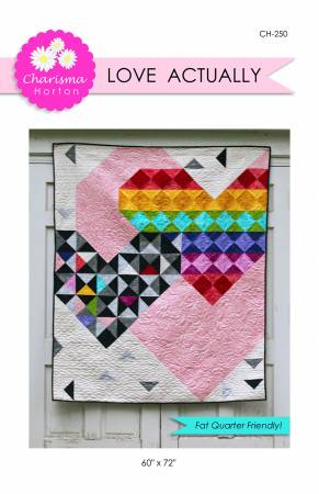 Love Actually Quilt Pattern