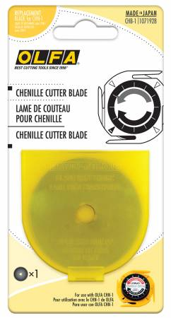 Chenille Replacement Blade