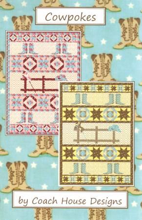 Cowpokes   64 x 94 Pattern