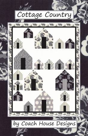 Item#11102.P - Cottage Country Pattern - Coach House Designs