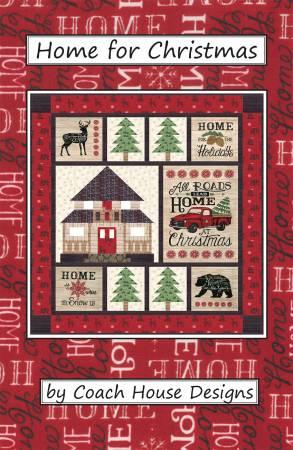 COACH HOUSE DESIGNS Home for Christmas