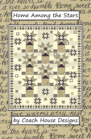 Home Among the Stars Quilt Kit