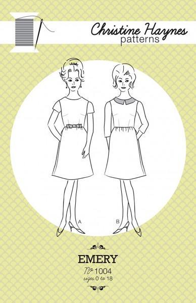 Emery Dress Sewing Pattern