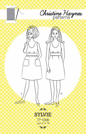 Sylvie Dress Sewing Pattern