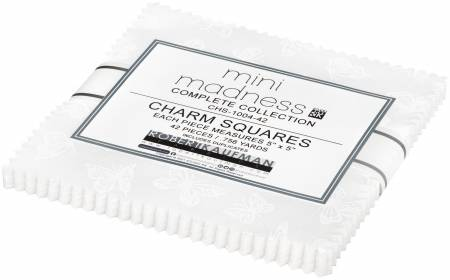Mini Madness Charm Squares