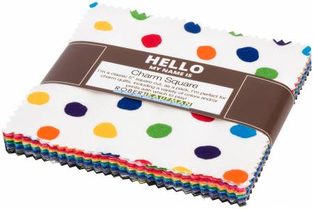Dot & Stripe Delight - Charm Pack