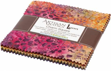 Inspired by Nature Charm Squares