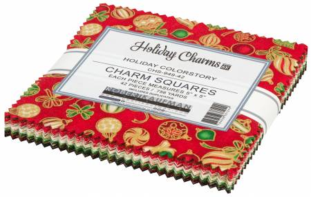 Holiday Charms, Charm Pack