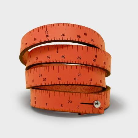 30in Wrist Ruler - Orange