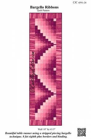 Bargello Ribbons pattern