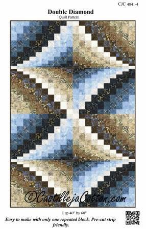 Double Diamond Pattern