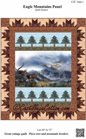 Eagle Mountains Panel Pattern