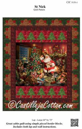 St Nick Pattern