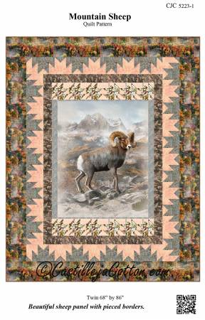 Mountain Sheep Pattern