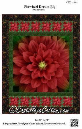 Pinwheel Dream Big Quilt Pattern
