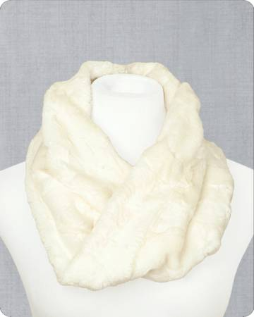 Infinity Scarf Kit - Natural 19in x 36in