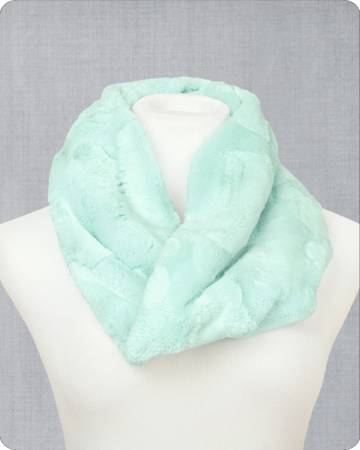 Infinity Scarf Kit - Sea Glass 19in x 36in