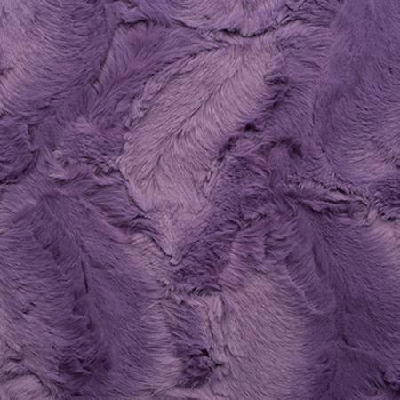 Luxe Cuddle 2yd Cut Hide Violet